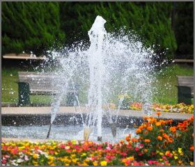 噴水、環境関連機器